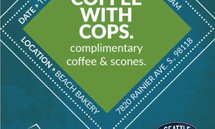 Coffee With Cops Thursday August 16th!