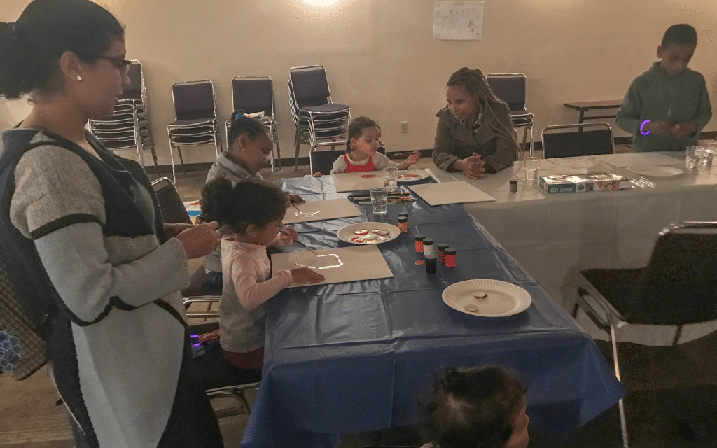 Rainier Beach Farm Stand Fellows Host Their First Youth Day