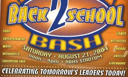 A WALK DOWN MEMORY LANE:Rainier Beach Back2School Bash