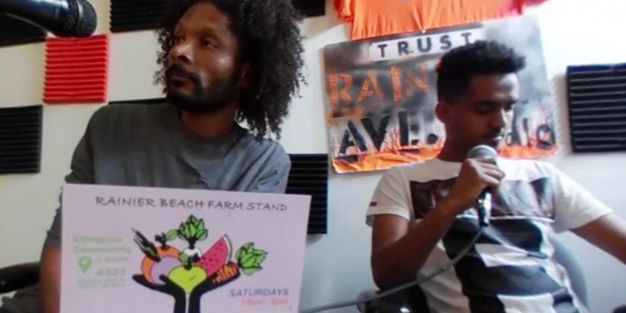 Rainier Beach Farm Stand Interview – Rainier Ave Radio