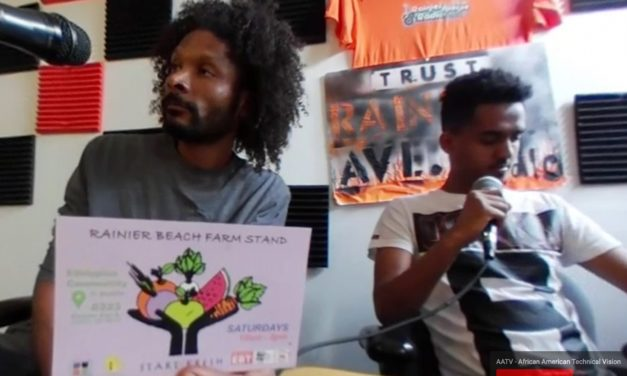 Rainier Beach Farm Stand Interview – Rainier Ave Radio