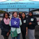 Rainier Beach Farm Stand Grand Opening