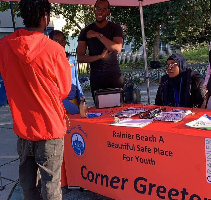 Corner Greeters Back Stronger than Ever