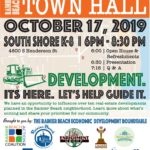 Rainier Beach Town Hall:October 17th, 2019