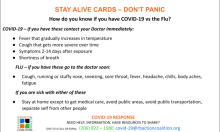 Stay Alive Cards – Don't Panic!
