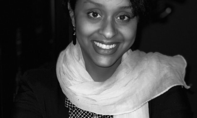 Introducing Haregu Kidane, COO-RV Coordinator