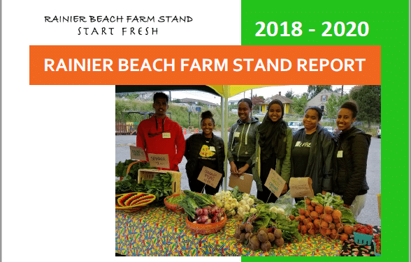 Rainier Beach Farm Stand Report