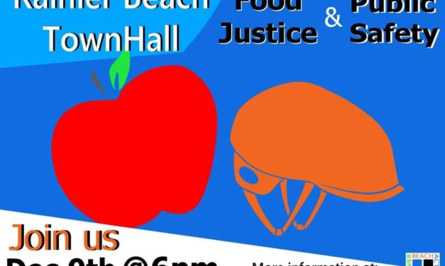 Food Justice & Public Safety Virtual Town Hall