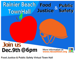 Rainier Beach Town Hall Update