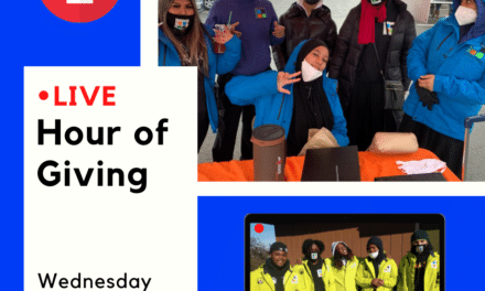 GiveBIG LIVE Hour of Giving!