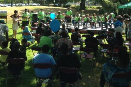 10th Year of Rainier Beach Back2School Bash deemed a success!!!